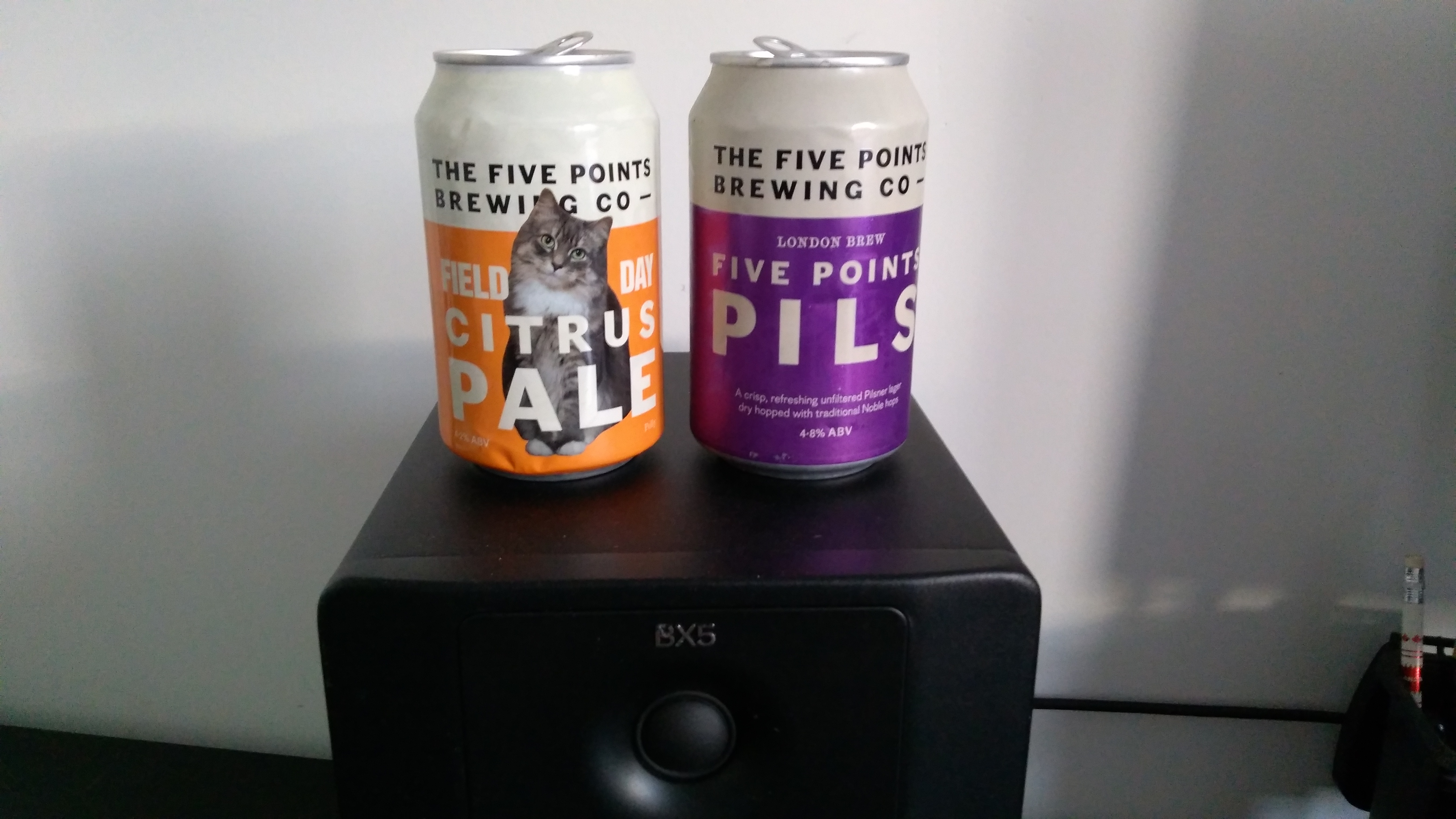 Five Points Brewing IPAs